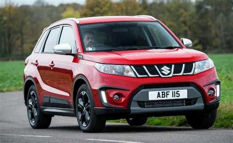 Auto Expo Suzuki Suzuki Vitara S Unveiled Likely To Debut In India At Auto