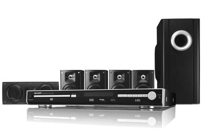 Home Theater Sharp Ht Cn609dvwl sharp ht cn650dvw review home entertainment home