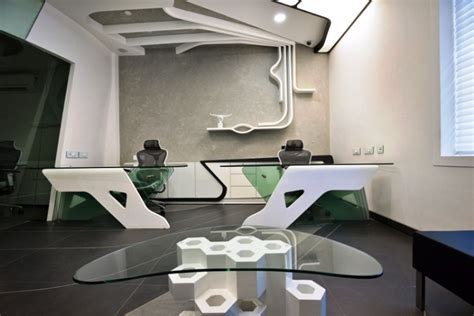 Manager Cabin Interior by Cubix Office Interior In New Delhi E Architect