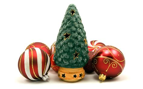 new year tree toys wallpapers and images wallpapers
