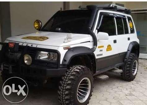Mobil Jeep Road Murah suzuki vitara 4 215 4 92 93 modif road klaten 187 mobil