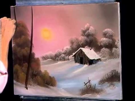 bob ross painting in photoshop warm bobs and watches on
