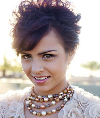 haircuts with height on top short bobbed haircuts with different textures and colors