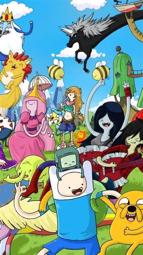 adventure time wallpapers hd  images