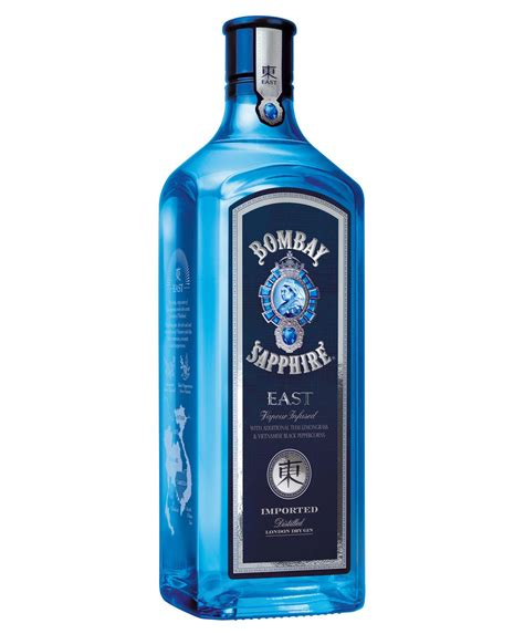 review of bombay sapphire east by the gin is in