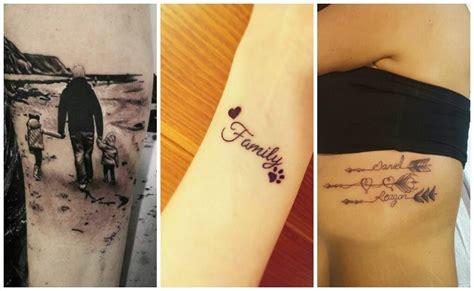 tatuajes de familia todos los dise 241 os y significados para