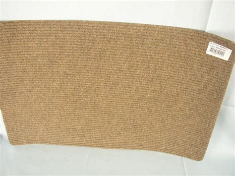 Thin Doormat household basic ribbed thin door mat in various colours