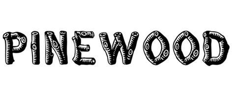beautiful wood fonts   inspiration web design