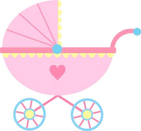 free baby clipart baby clipart pink baby carriage free clip
