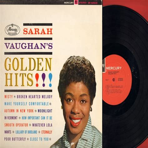Vaughan Make Yourself Comfortable by Vaughan Golden Hits Records Lps Vinyl And Cds