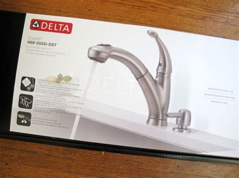 Delta Cicero Faucet by Home Repairs For A Rental Property Merrypad