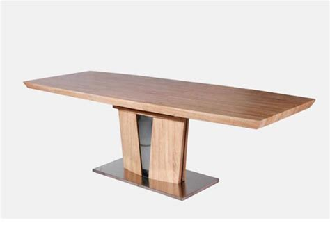 Extendable Wood Dining Table Extendable Wood Dining Table Cr104 Modern Dining