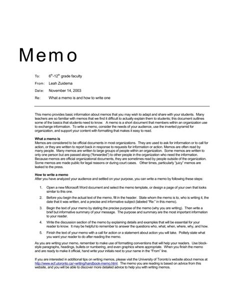 Memorandum Template memo template fotolip rich image and wallpaper
