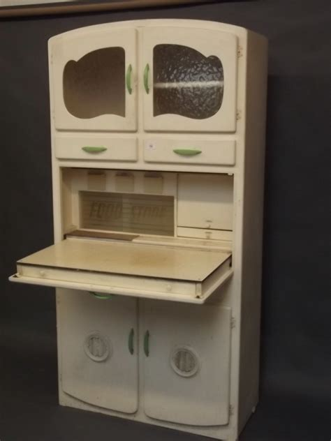 Hubbard Cupboard Furniture - a 1930s hubbard painted kitchen cabinet with fall fro