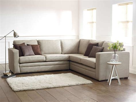 sofa floor l small and simple living room design with l shaped couch