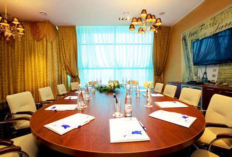 vip meeting room alexandrovsky garden hotel in nizhny