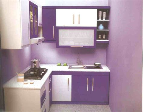 desain cat dapur rumah minimalis dapur minimlis mungil cantik dapur