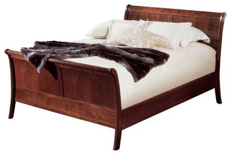 stickley headboard stickley queen sleigh bed 7524 q