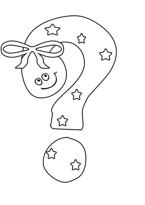 coloring page question desenho de sinal de pergunta para colorir tudodesenhos