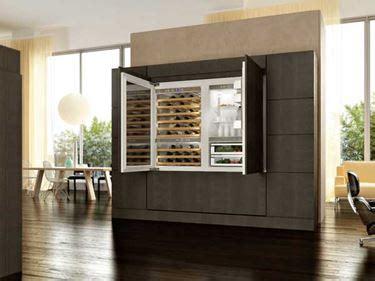 lade da parete design moderno praticit 224 e design nel moderno frigorifero da incasso