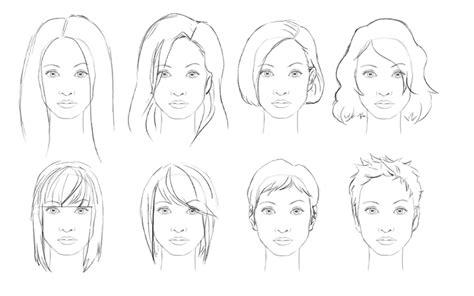 front face hair styles sketches make up tip 5 dingen die je moet weten voor een knipbeurt