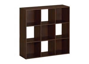 ameriwood 9 cube storage shelf 7642015p 7642026p 7642207p