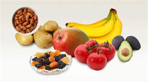 fruits w potassium ekidney clinic