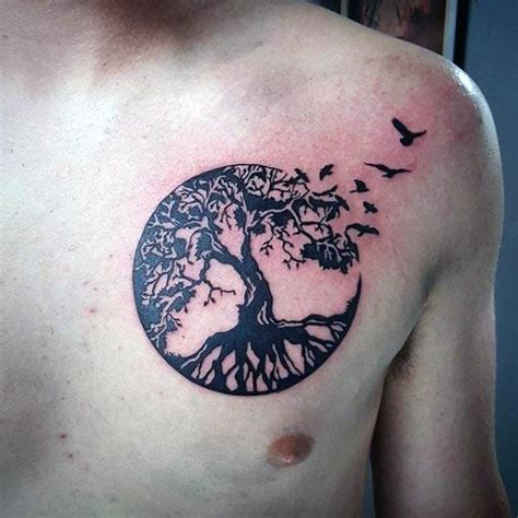 tree of life tattoo designs for men tree designs for pictures to pin on