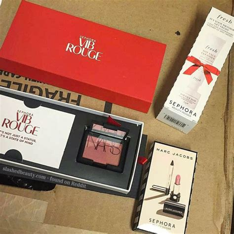 gifts for 2016 the 2016 sephora birthday gift reveal slashed