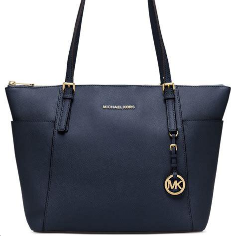 Michael Kors Tote 5913 33 michael michael kors handbags navy blue michael