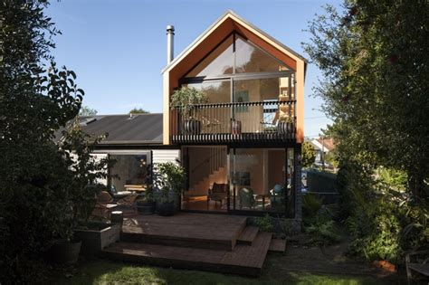 Gable House by Pop Up Gable House Architecture Now