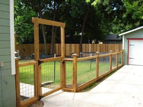 backyard dog fence ideas 25 best cheap fence ideas on pinterest cheap dog