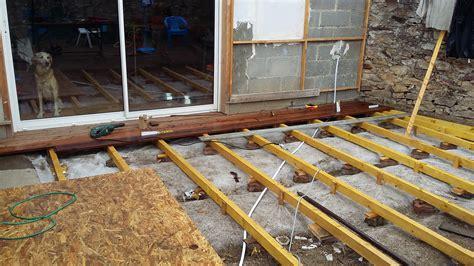 comment faire une terrasse en bois pas cher 2845 ides de faire une terrasse pas cher galerie dimages