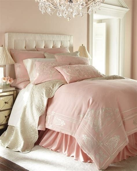 pink bed chic and charming pink bedrooms
