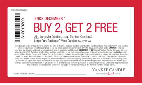 printable yankee candle coupons december 2014 wwwyankee candle printable coupons 2015 best auto reviews