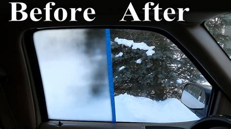 use to prevent your car windows from fogging