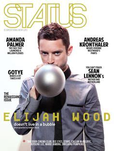 Elijah Wood Dishes About Jared Leto Thinking Hes A Tough by Michael Fassbender Esquire Russia September 2012