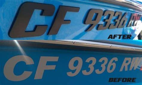 sea pro boat letters find boat registration number lettering flat black emblem