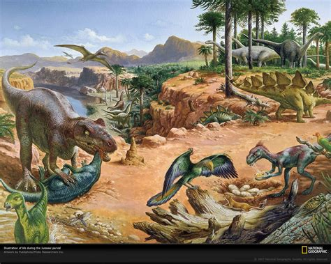 The Dinosauria the dinosaurs of earth