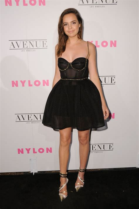 bailee madison young bailee madison at nylon young hollywood may issue party in