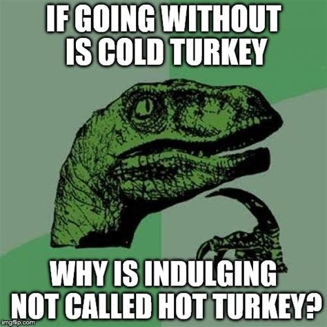 Turkey Memes - quot i m going hot turkey with a boxset this weekend quot imgflip