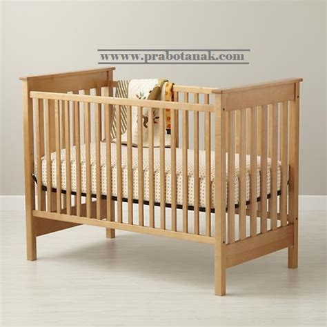 Tempat Tidur Bayi Dari Kayu tempat tidur bayi kayu perabot anak mebel anak