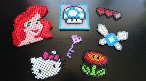 what to do with perler bead creations perler bead crafts 1 by melancholyskies on deviantart