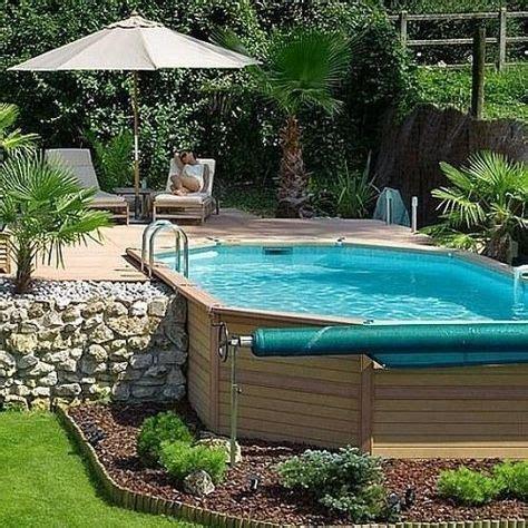swimming pool wannen die besten 25 garten pool ideen auf