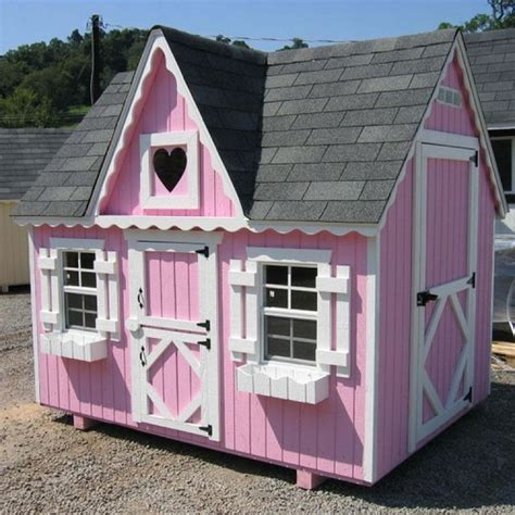 backyard playhouse kits 49 best amish playhouses images on pinterest playhouse