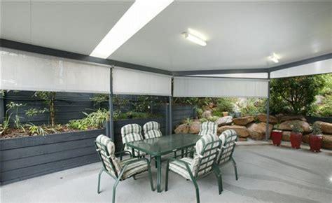 verandah awnings verandah fabric outdoor blinds awnings in perth westral