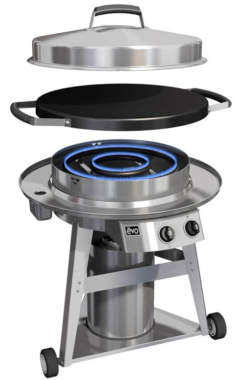 EVO Professional Series Outdoor Grill   Fireside Outdoor