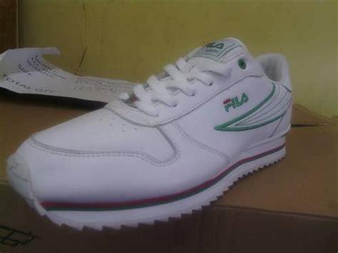 Harga Sepatu Kets Merk Fila dinomarket pasardino sold sepatu fila kets original