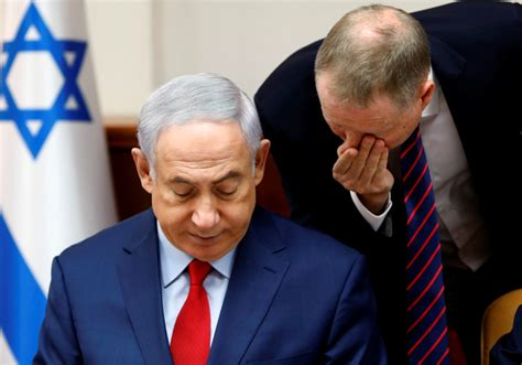 The Prime Minister And His Cabinet Are Controlled By by Netanyahu S Former Chief Of Staff Released To House Arrest