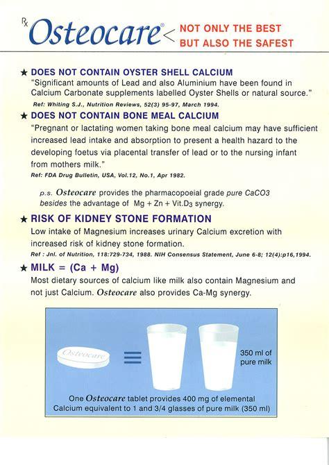 Vitamin Prolacta For Baby osteocare healthtree singapore fertility maternity health screening portal
